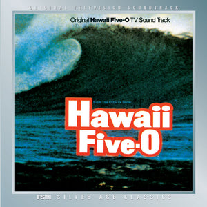 Hawaii Five 0 - Complete TV Score - Limited Edition - Morton Stevens