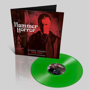 Hammer Horror - Original Themes - (Gatefold Green Vinyl) - Limited 500 Copies - Various