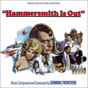 Hammersmith Is Out - Complete Score - Limited Edition - Dominic Frontiere
