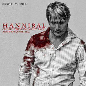Hannibal Series 2 Vol 2 - 2LP Coloured Vinyl - Limited 1000 - Brain Reitzell
