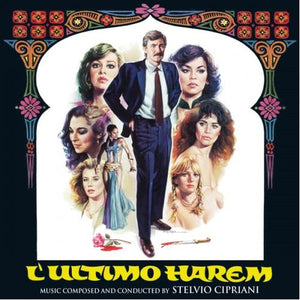 L'Ultimo Harem - Complete Score - Limited 500 Copies - Stelvio Cipriani