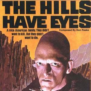 The Hills Have Eyes - Complete Score - Limited 500 Copies - Don Peake