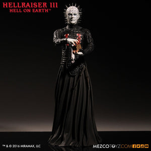 "Hellraiser Pinhead - 12"" Scale Figure + Accessories  - Mezco"
