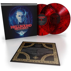 Hellbound Hellraiser II - 2 x LP Original Score - (Red Vinyl) - Limited Edition - Christopher Young