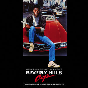 Beverly Hills Cop - Complete Score - Limited 2000 Copies - Harold Faltermeyer