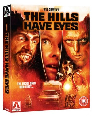 The Hills Have Eyes - Blu-Ray - (Uncut) - Limited 3000 Copies - Wes Craven