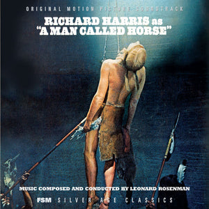 A Man Called Horse - Expanded Score - Limited Edition - Leonard Rosenman
