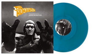 The Humanoid - Complete Score - (Blue Vinyl) - Limited 1000 Copies - Ennio Morricone