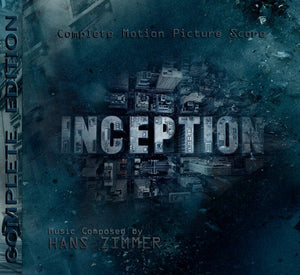 Inception - 2 x CD Complete Score - Limited Edition - Hans Zimmer