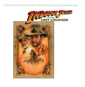 Indiana Jones & The Last Crusade - Expanded Score - John Williams