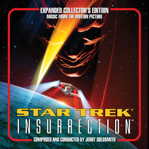 Star Trek Insurrection - Expanded Score - Limited Edition - Jerry Goldsmith