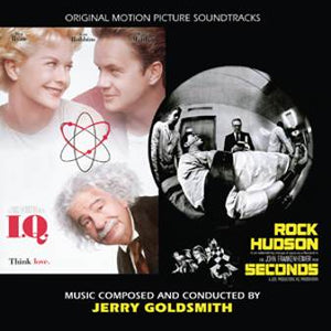 IQ / Seconds - Complete Scores  - Jerry Goldsmith