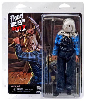 "Friday The 13th Part 2 Jason Vorhees - 7"" Scale Figure + Accessories - Ultimate Edition - NECA"