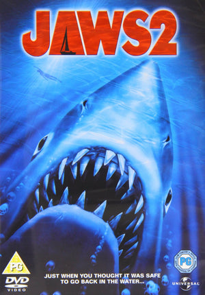 Jaws 2 - DVD - Special Edition - Jeannot Szwarc