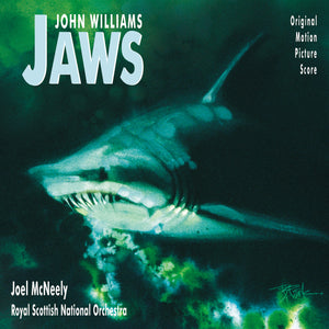 Jaws - Expanded Score - Re-Recording - John Williams