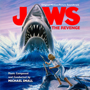 Jaws The Revenge - Complete Score  - Michael Small