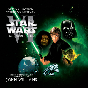 Star Wars Return Of The Jedi - 2 x CD Expanded Score  - John Williams