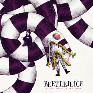 Beetlejuice - Complete Score - (Coloured Vinyl) - Limited Edition - Danny Elfman