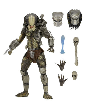 "Predator - 7"" Scale Figure - Ultimate Jungle Hunter - (DISCONTINUED) - NECA"