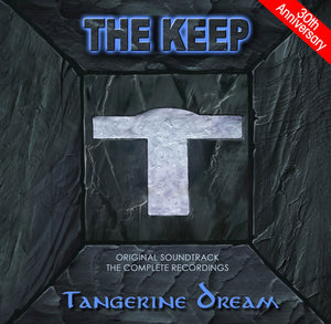 The Keep - 2 x CD Expanded Score - Special Edition - Tangerine Dream