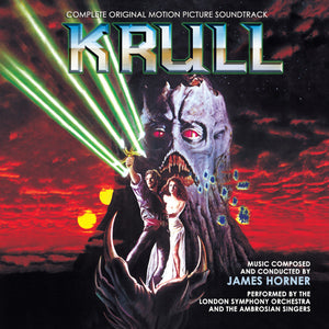 Krull - 2 x CD Complete - Limited 2000 - James Horner