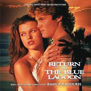 Return To The Blue Lagoon - Complete Score - Limited Edition - Basil Poledouris