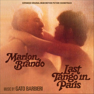 Last Tango in Paris - 2 x CD Complete Score - Limited 2000 Copies - Gato Barbieri