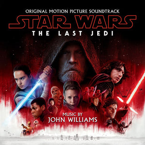 Star Wars The Last Jedi - 2 x CD Expanded Score - Special Edition - John Williams