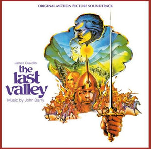 The Last Valley - Original Score - Limited 1000 Copies  - John Barry