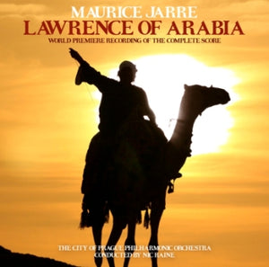 Lawrence Of Arabia - 2CD Complete - Limited Edition - Maurice Jarre