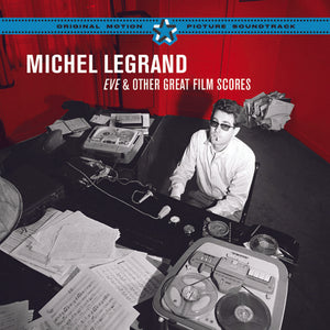 Michel Legrand - 2 x CD Eve Complete Score + Others - Limited Edition - Michel Legrand