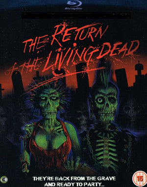 Return Of The Living Dead - 2 DVD Collector's Edition - (Uncut) - Dan O'Bannon