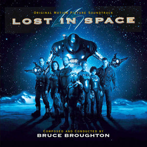 Lost In Space - 2 x CD Complete Score - Limited Edition - Bruce Broughton