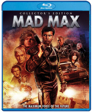 Mad Max - Collector's Edition - Blu-Ray - George Miller