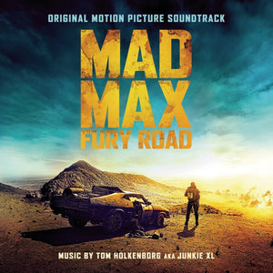 Mad Max Road Fury - 2 x LP Complete Score - (Gatefold Black Vinyl) - Junkie XL