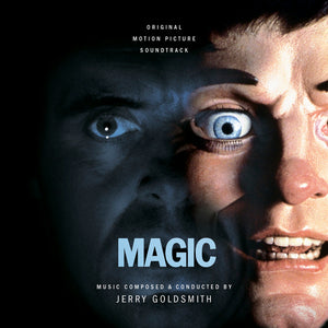 Magic - Complete Score - Limited 2000 Copies - Jerry Goldsmith