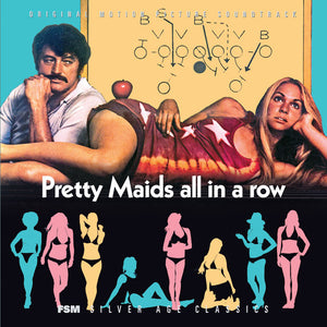 Pretty Maids All In A Row - Complete Score - Limited 3000 Copies - Lalo Schifrin