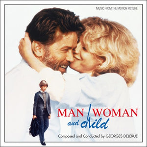 Man Woman & Child - Expanded Score - Limited 1200 Copies  - Georges Delerue