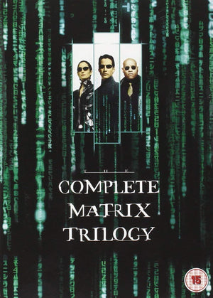 The Matrix Trilogy - 3 Disc Blu-Ray Boxset - The Wachowski Brothers