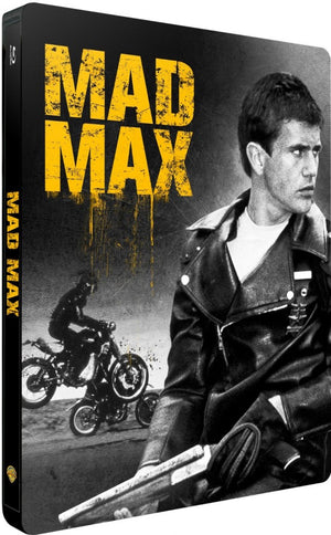 Mad Max - Steelbook - Blu-Ray - Limited Edition - George Miller