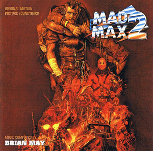 Mad Max 2 The Road Warrior - Expanded Score - Special Edition - Brian May