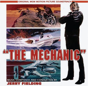 The Mechanic - Expanded Score  - Jerry Fielding