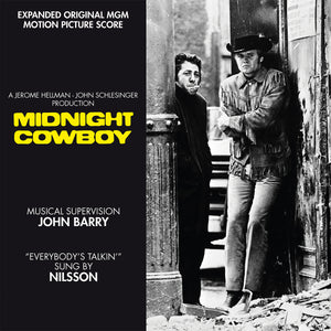 Midnight Cowboy - 2 x CD Complete Score - Limited Edition - John Barry