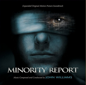 Minority Report - 2 x CD Expanded Score - Limited 3500 Copies - John Williams