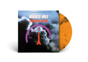 Miracle Mile - Original Score - (Coloured Vinyl) - Limited Edition - Tangerine Dream