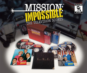 Mission Impossible - 6CD Complete Series Boxset - Limited 1500 Copies - Lalo Schifrin