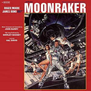 Moonraker - Original Score - John Barry
