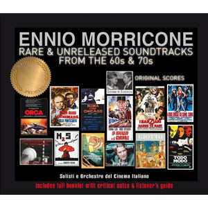 Ennio Morricone - Rare & Unreleased - Limited Edition - Ennio Morricone