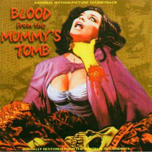 Blood From The Mummy's Tomb - Complete  - Tristam Carey