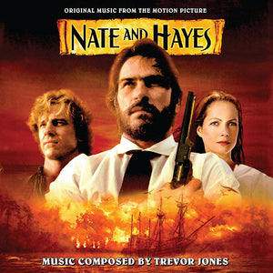 Nate & Hayes - 2 x CD Complete Score  - Trevor Jones
